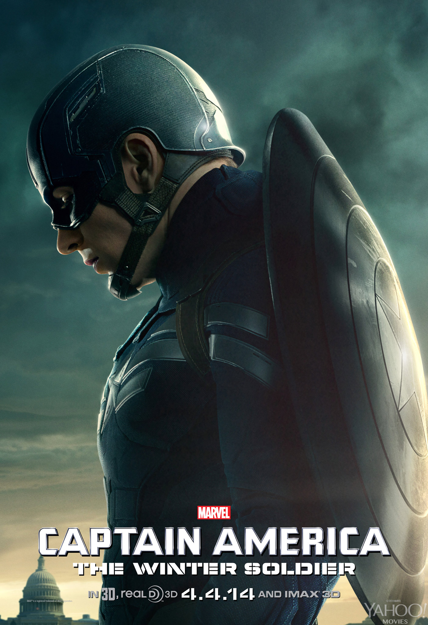 Capitão América 2: O Soldado Invernal (2014)