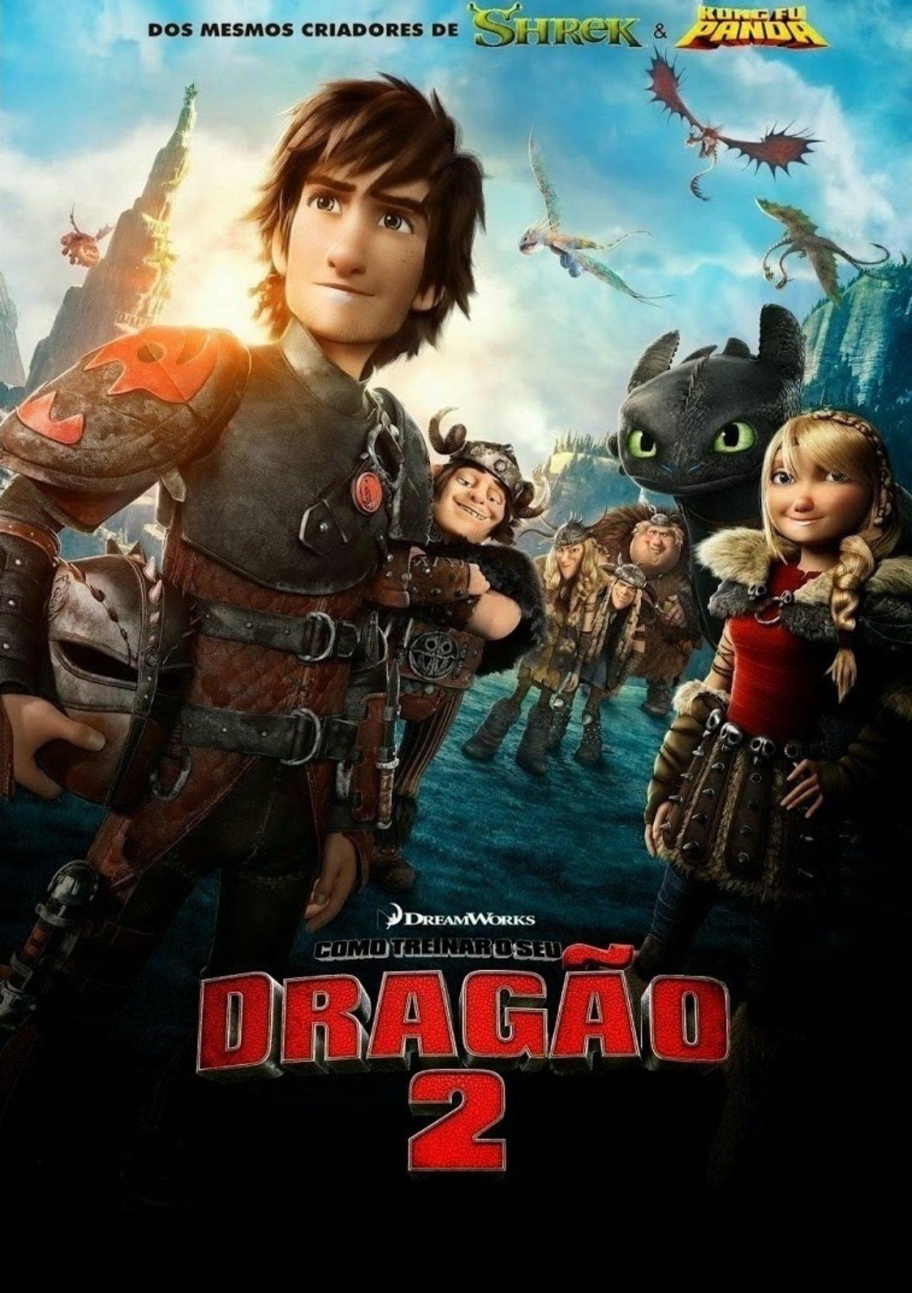 Como Treinar o Seu Dragão 2 (2014)