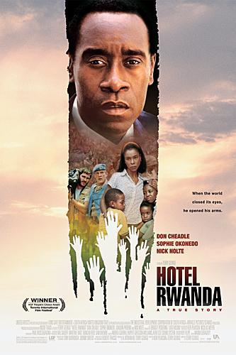 Hotel Ruanda (2004)