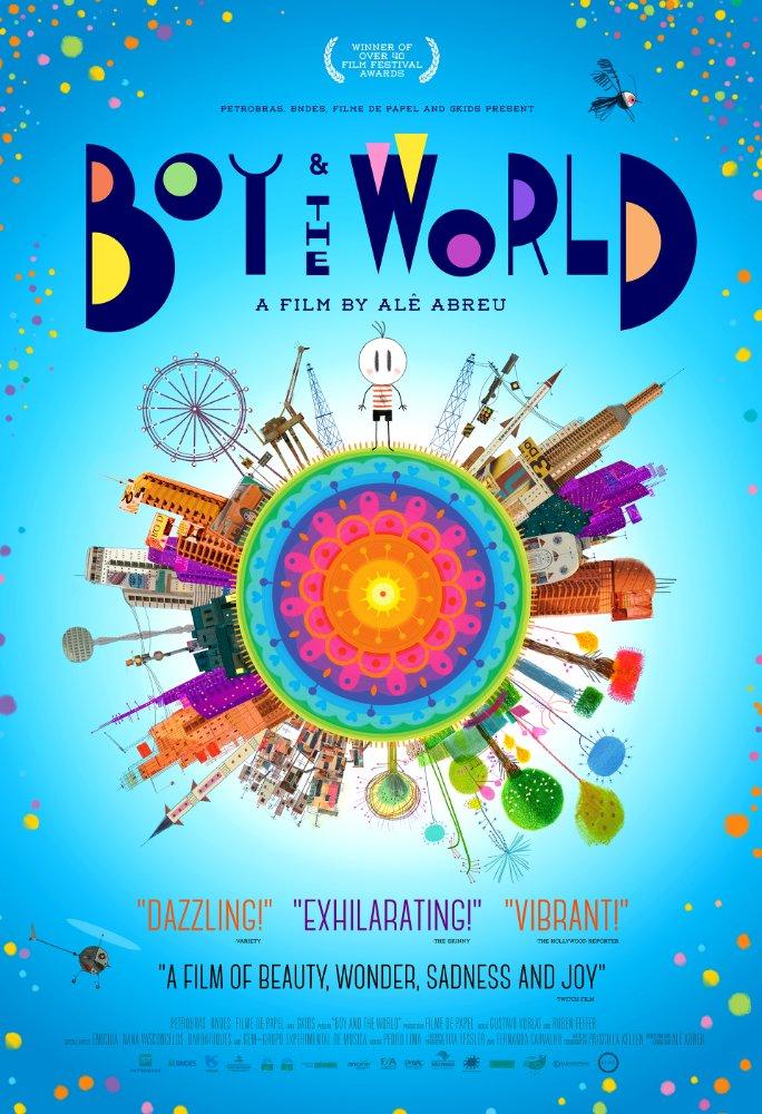 O Menino e o Mundo (2013)