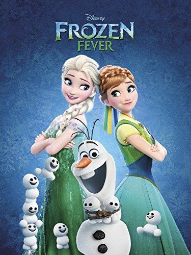 Frozen: Febre Congelante (2015)