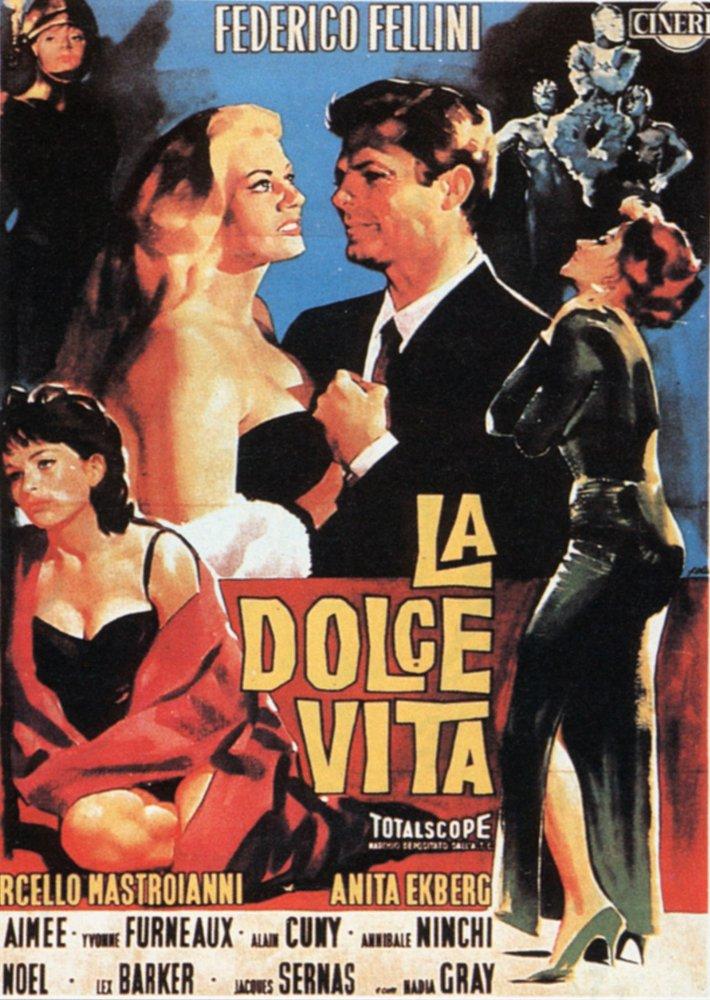 A Doce Vida (1960)
