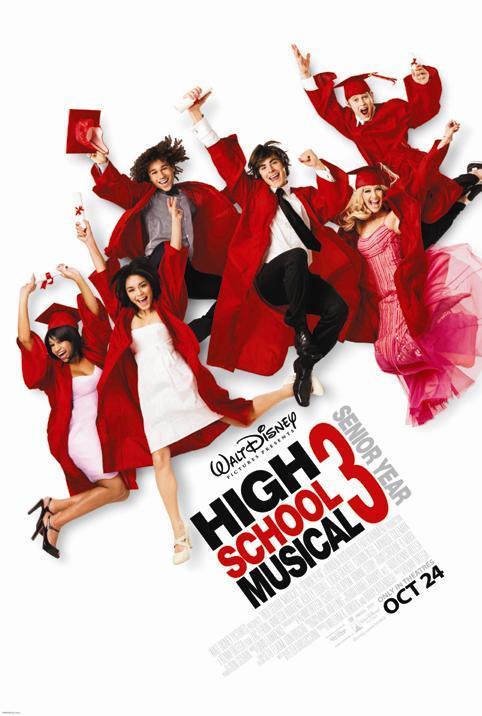 High School Musical 3: Ano da Formatura (2008)