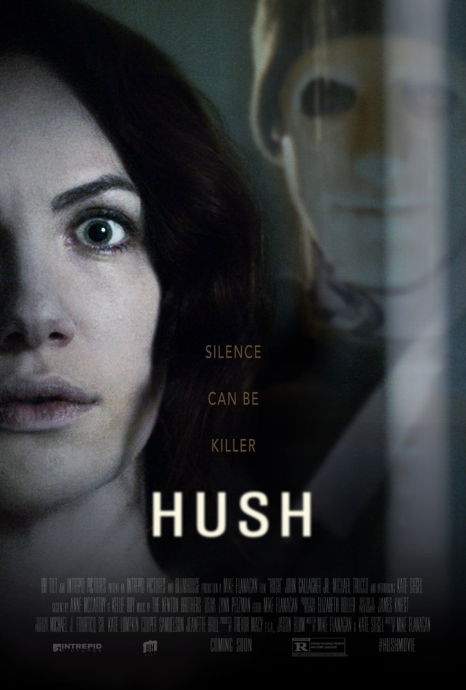Hush: A Morte Ouve (2016)