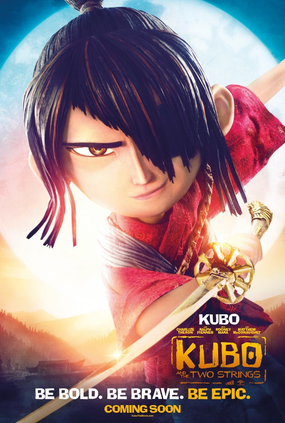Kubo e as Cordas Mágicas (2016)