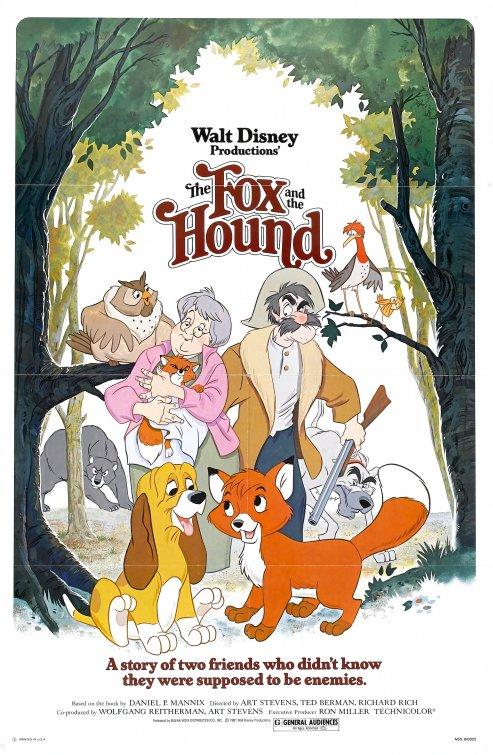 O Cão E a Raposa (1981)