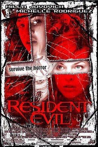 Resident Evil: O Hóspede Maldito (2002)