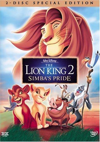 O Rei Leão 2: O Reino de Simba (1998)