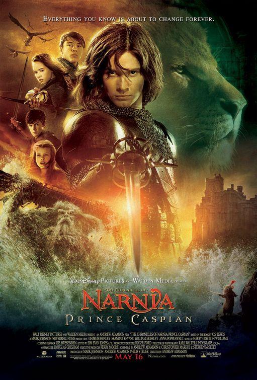 As Crônicas de Nárnia: Príncipe Caspian (2008)