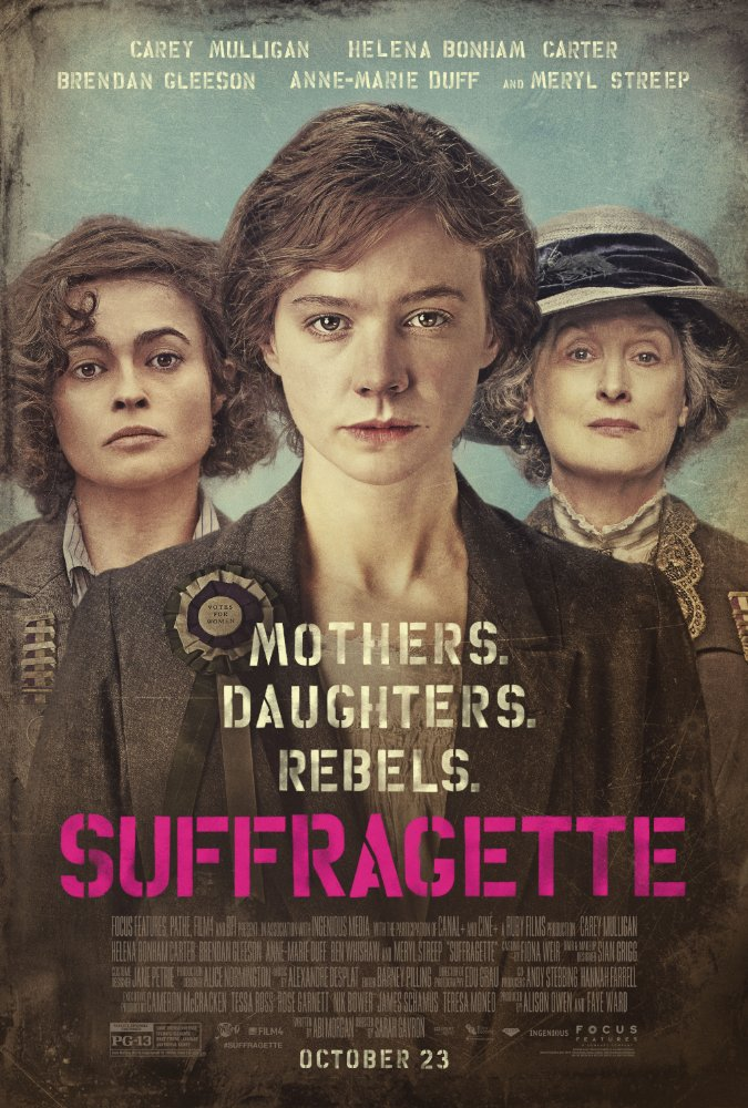 As Sufragistas (2015)