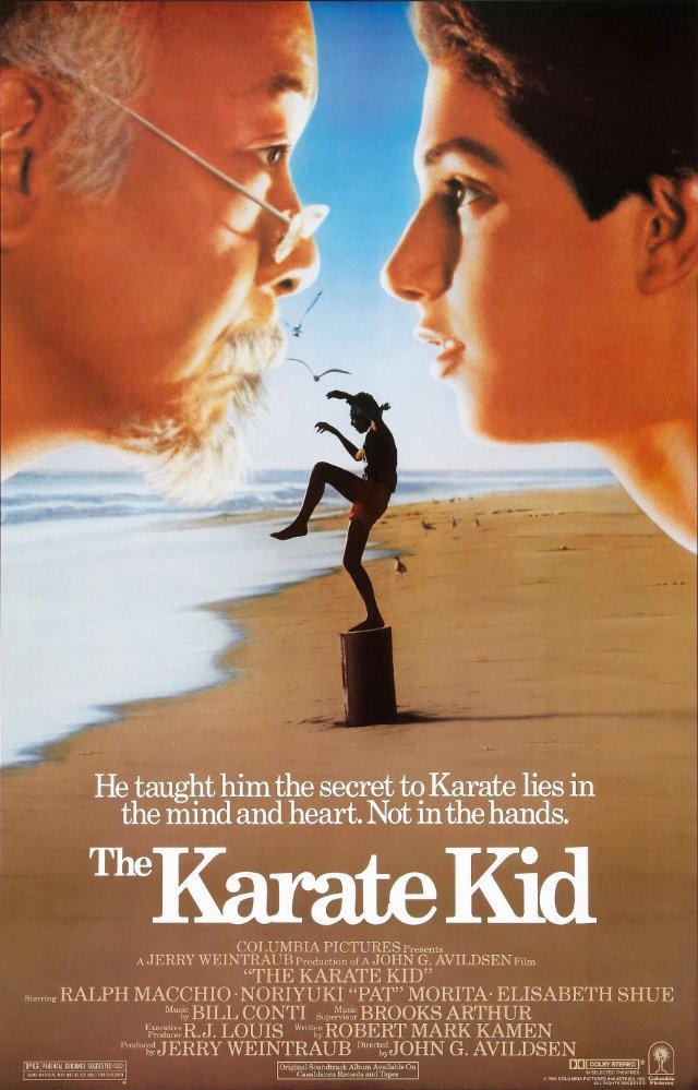 Karatê Kid – A Hora da Verdade (1984)