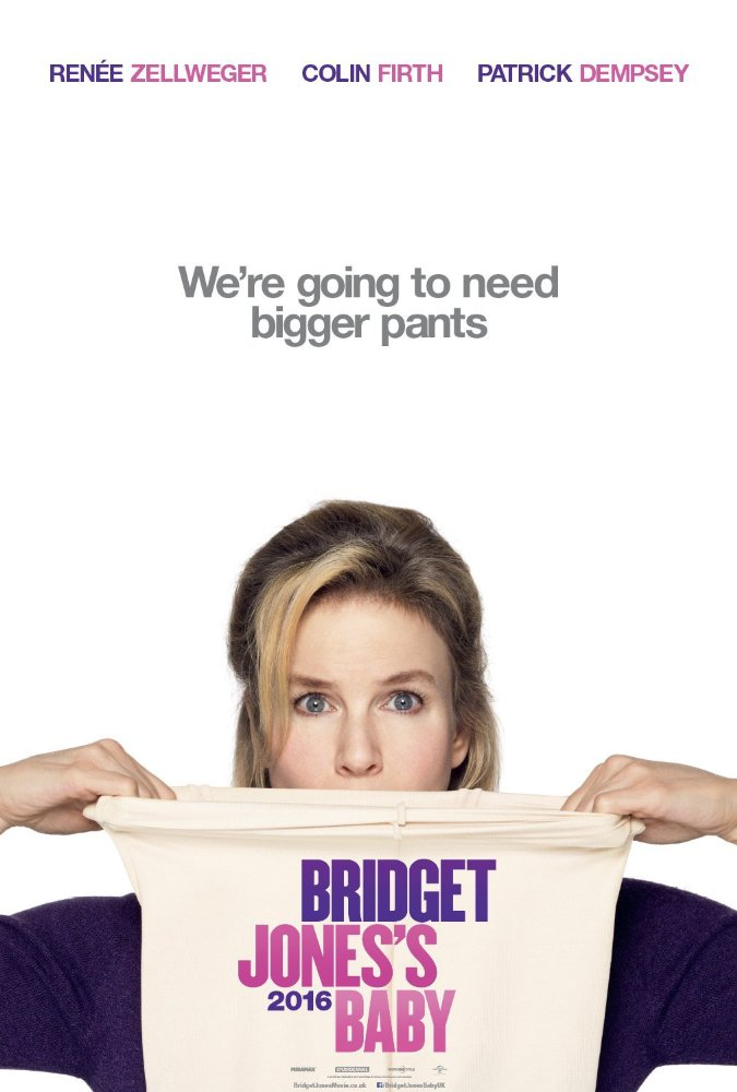 O Bebê de Bridget Jones (2016)