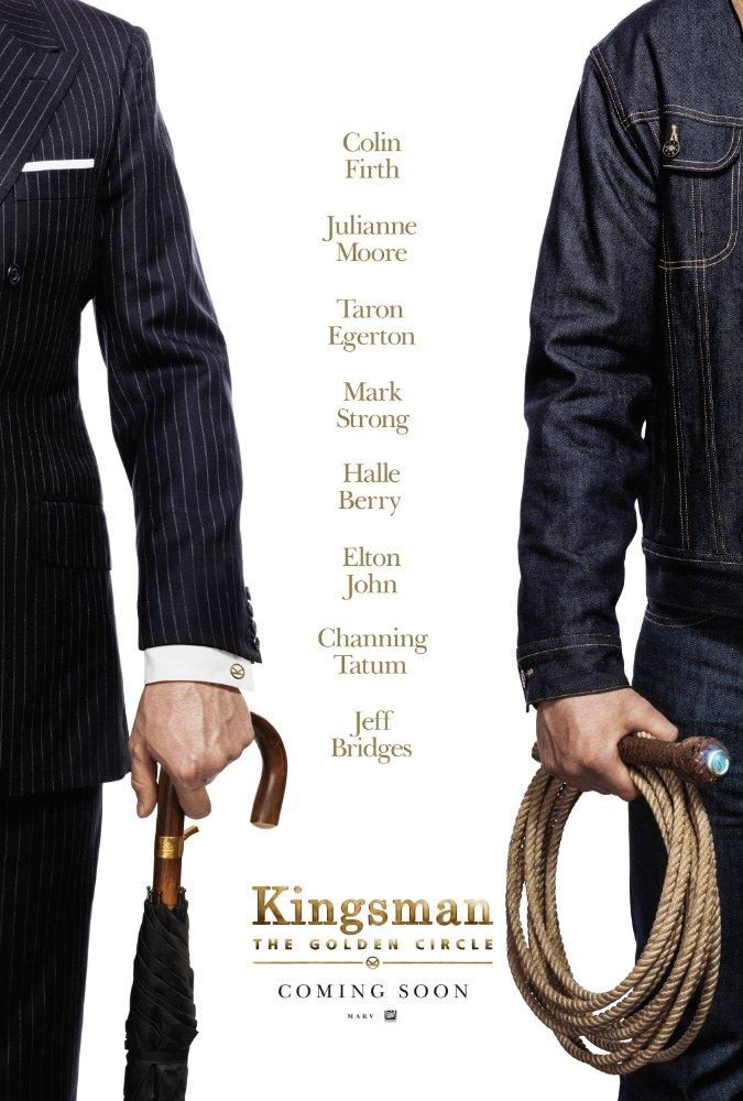 Kingsman: O Círculo Dourado (2017)