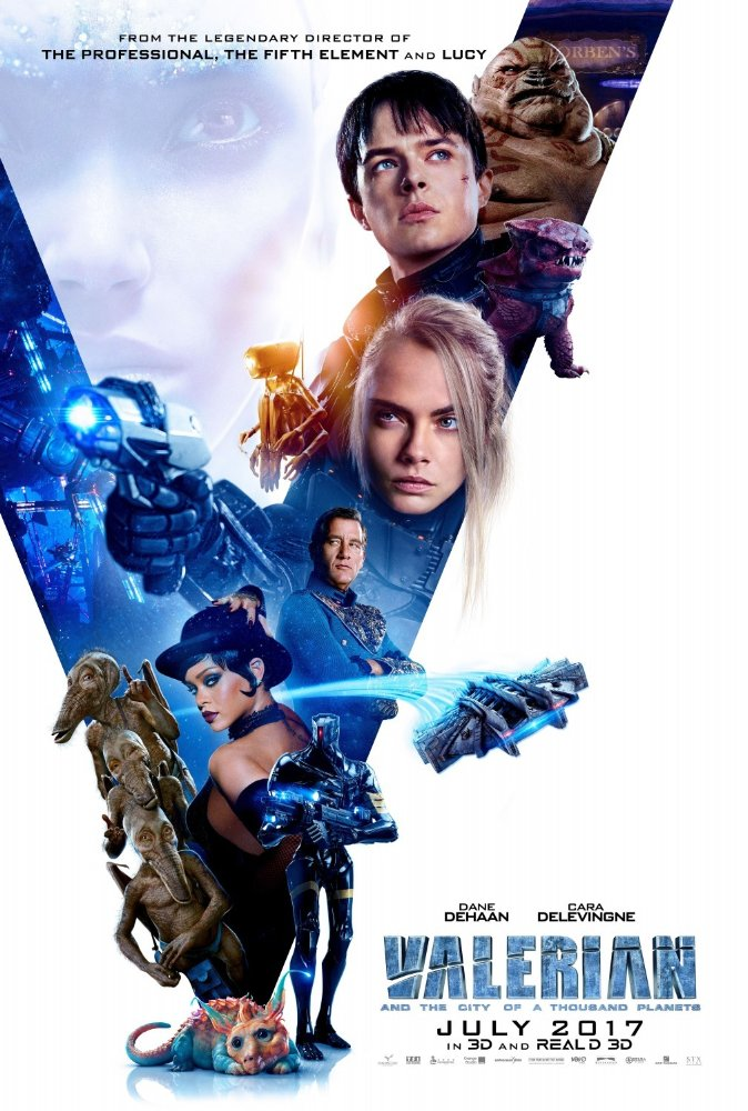 Valerian e a Cidade dos Mil Planetas (2017)