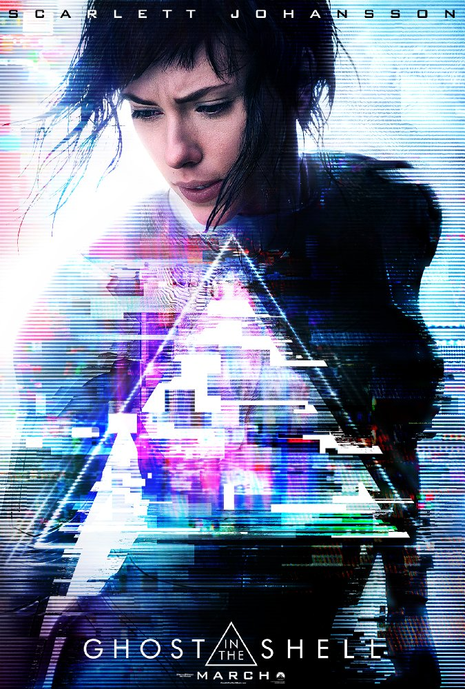 A Vigilante do Amanhã: Ghost in the Shell (2017)