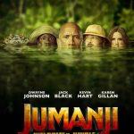 Jumanji: Bem-Vindo à Selva (2017)