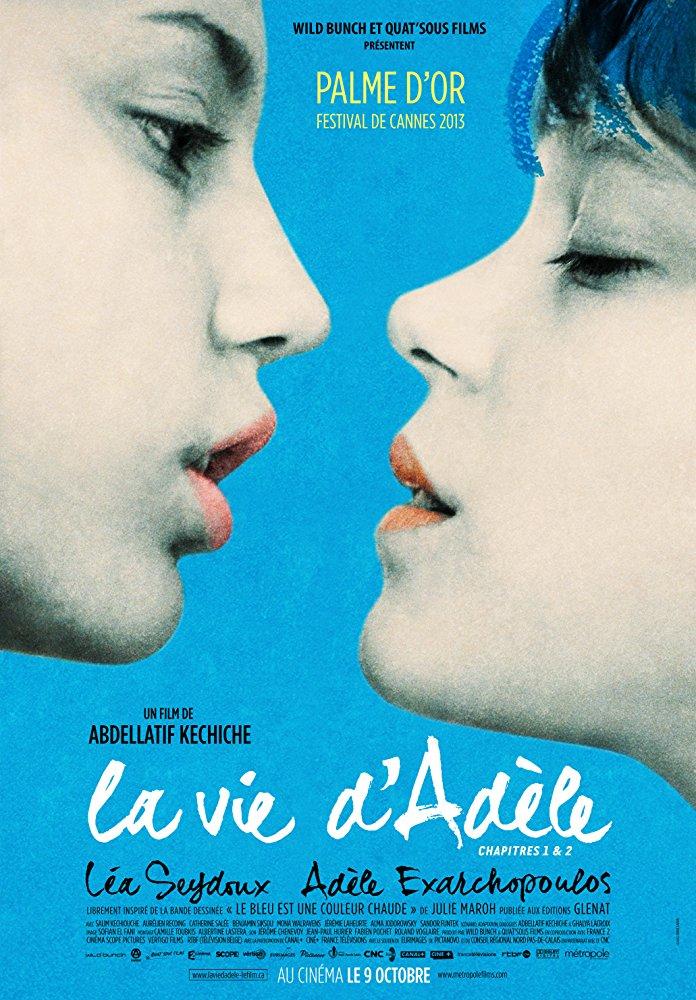Azul é a Cor Mais Quente (2013)