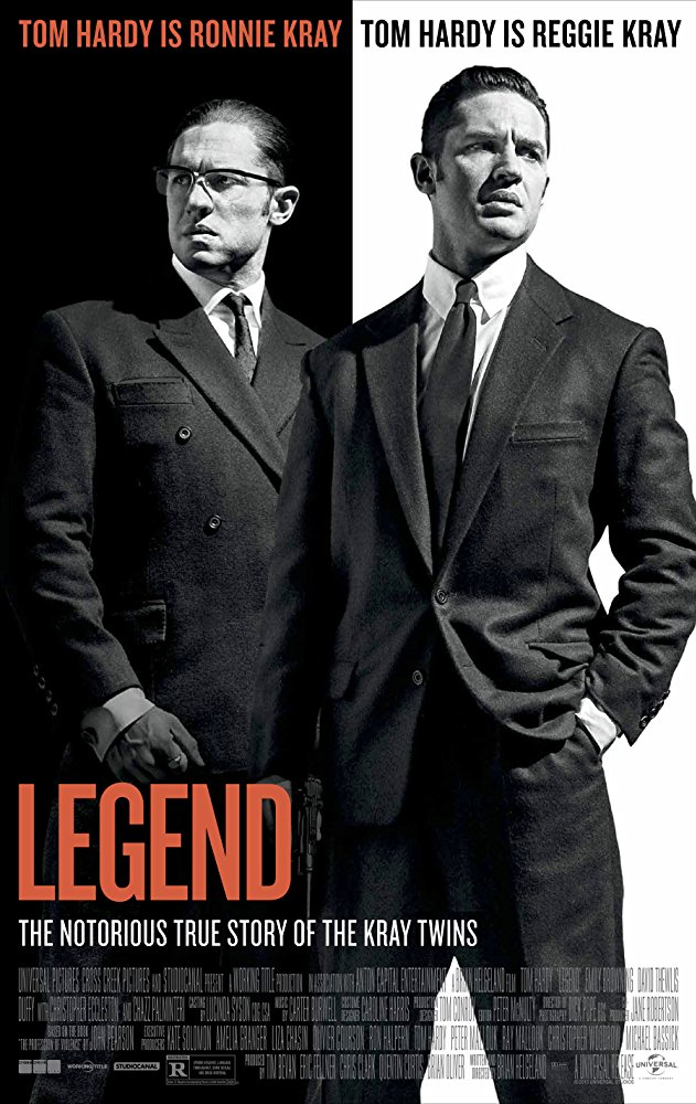 Lendas do Crime (2015)