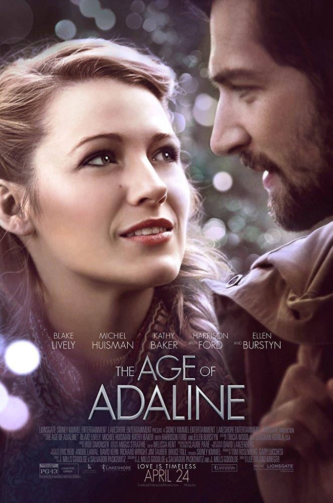 A Incrível História de Adaline (2015)