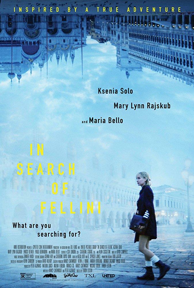 Em Busca de Fellini (2017)