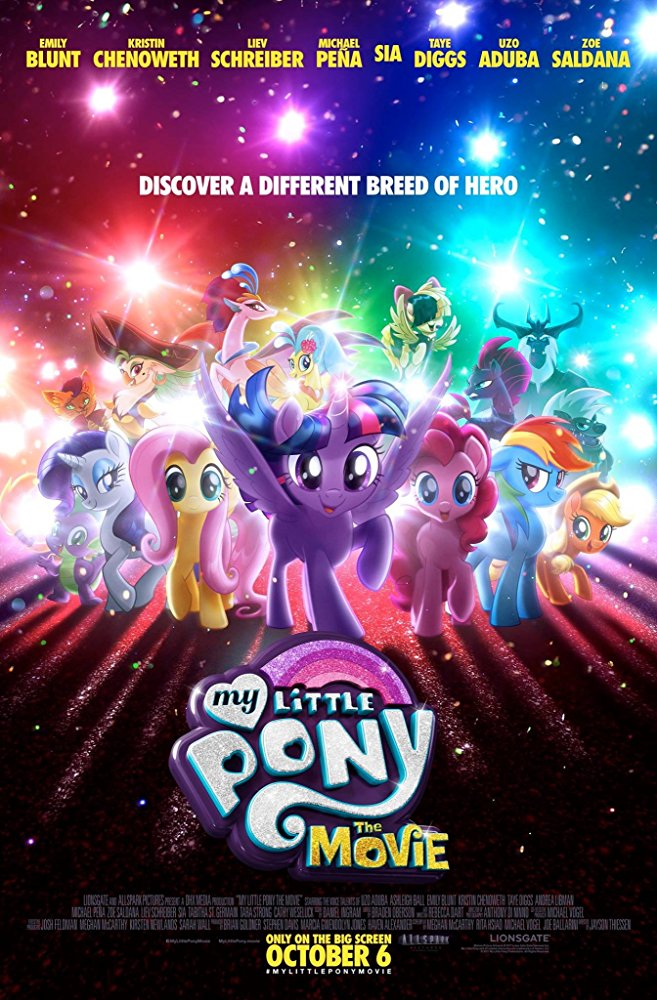 My Little Pony: O Filme (2017)
