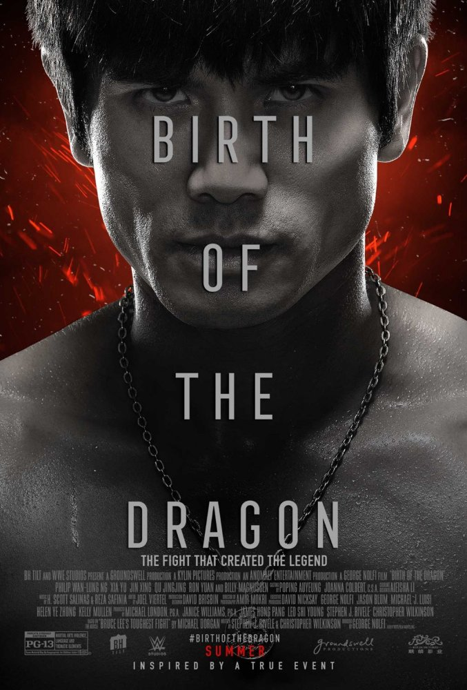 A Origem do Dragão (2016)