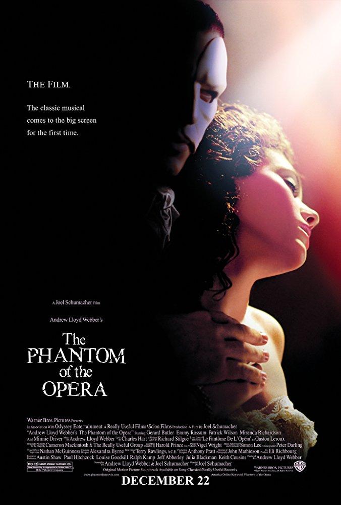 O Fantasma da Ópera (2004)