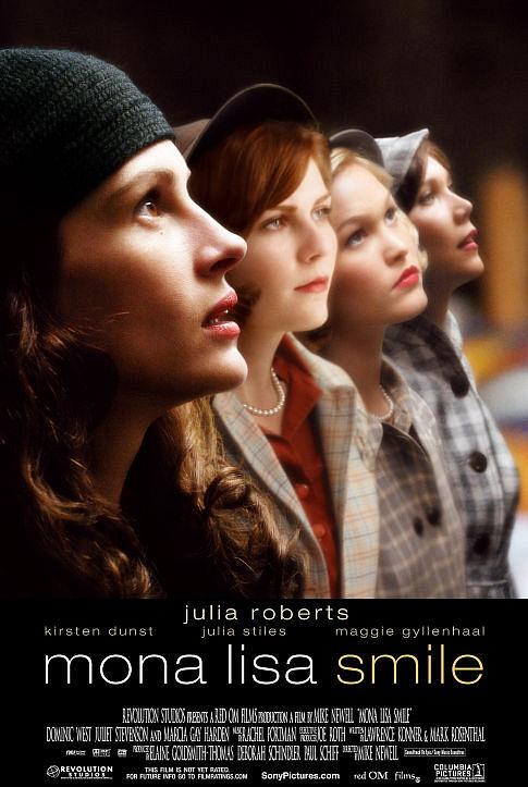 O Sorriso de Mona Lisa (2003)