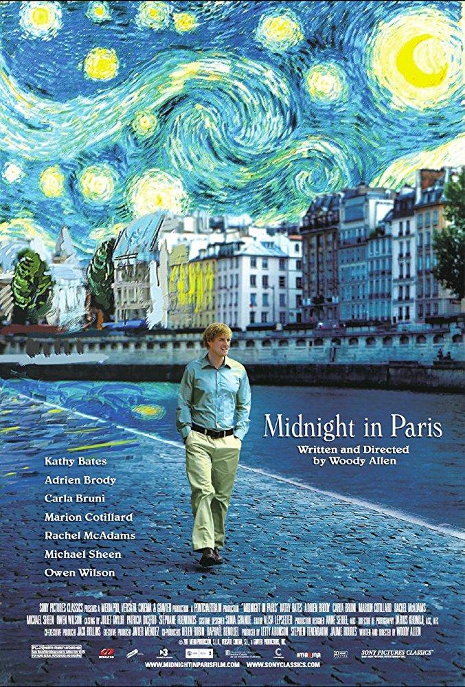 Meia-Noite em Paris (2011)