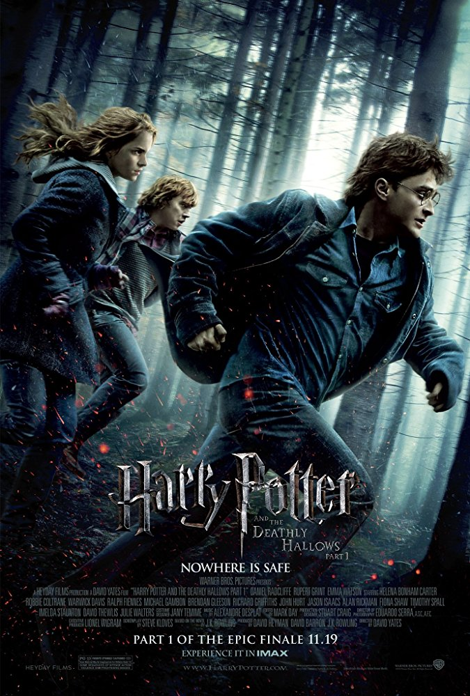 Harry Potter e as Relíquias da Morte: Parte 1 (2010)