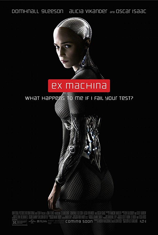Ex Machina: Instinto Artificial (2014)