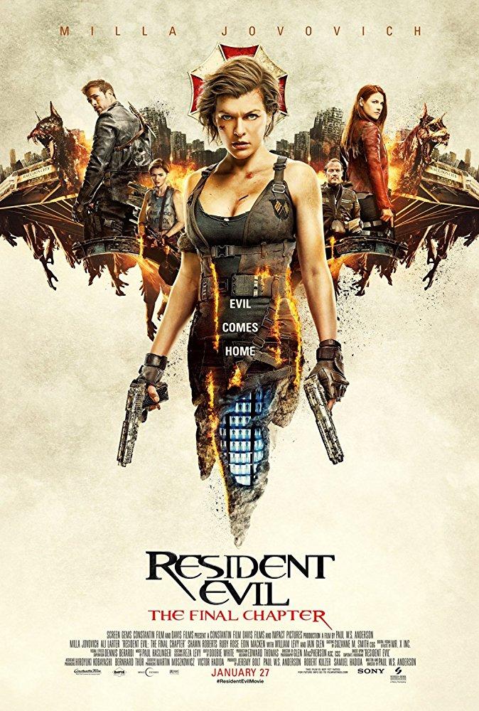 Resident Evil 6: O Capítulo Final (2016)