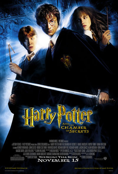 Harry Potter e a Câmara Secreta (2002)