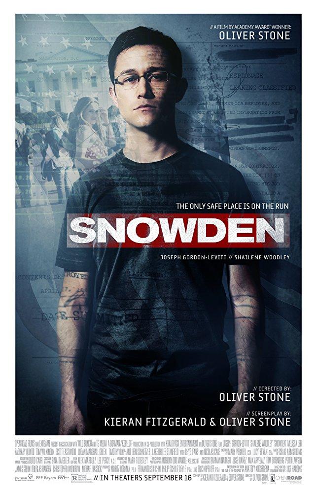 Snowden: Herói ou Traidor (2016)