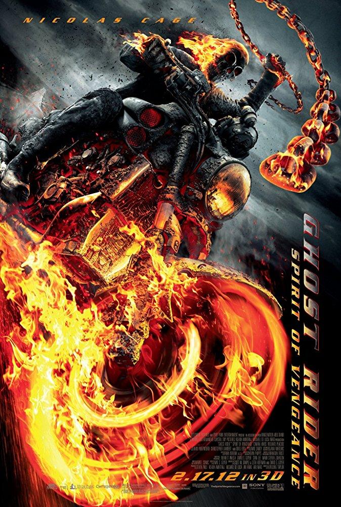 Motoqueiro Fantasma: Espírito de Vingança (2011)