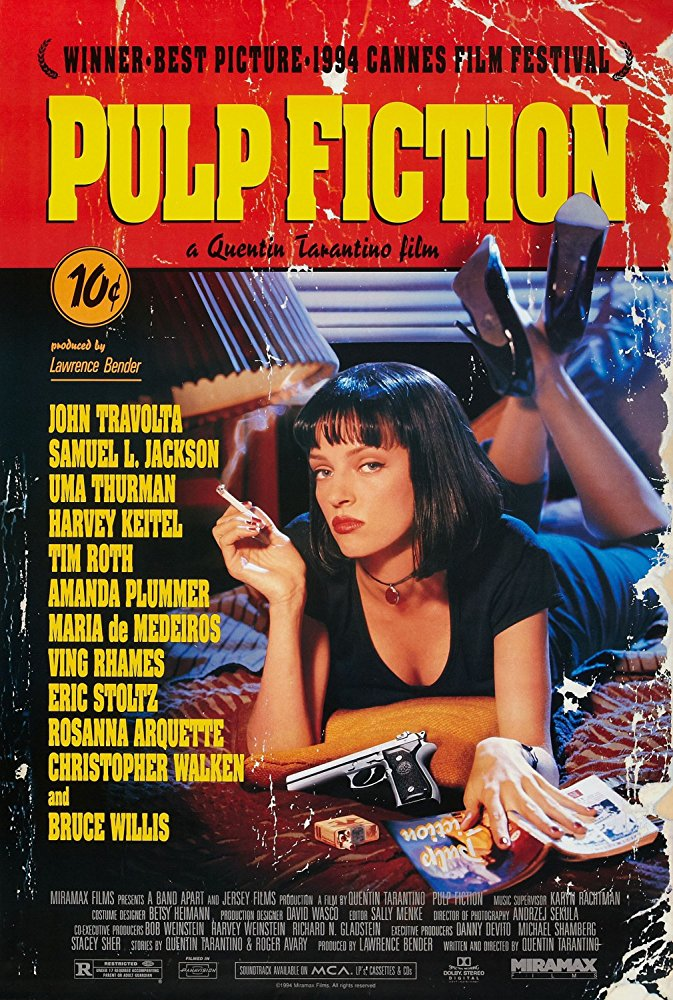 Pulp Fiction: Tempo de Violência (1994)