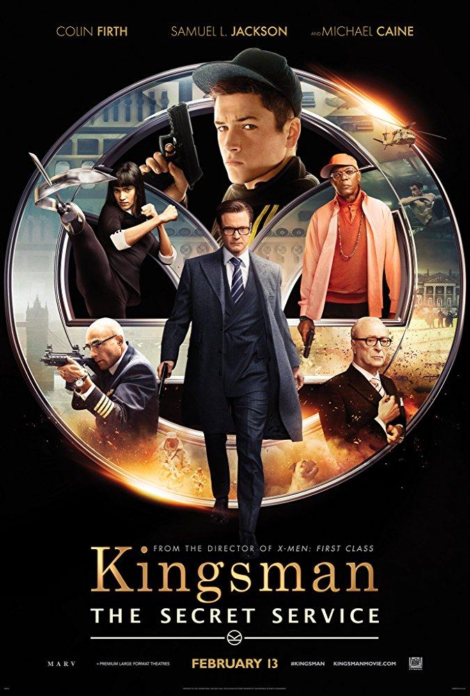 Kingsman: Serviço Secreto (2014)