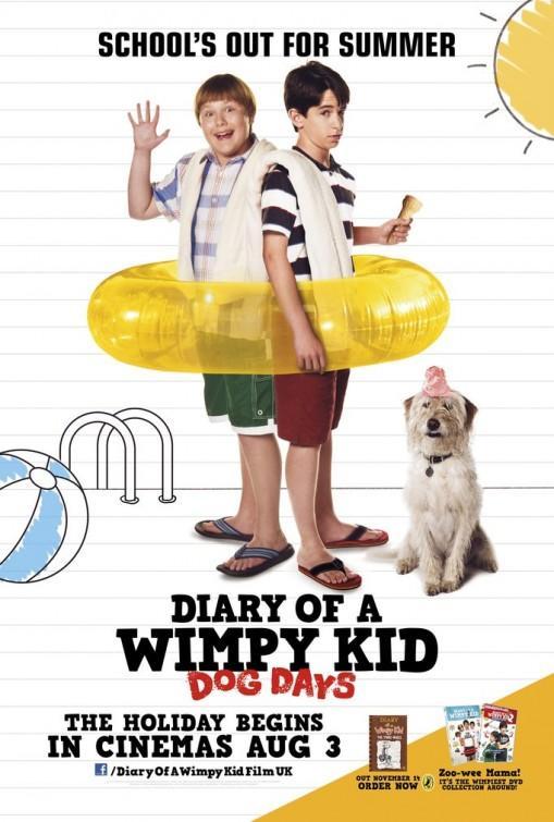 Diário de um Banana 3: Dias de Cão (2012)