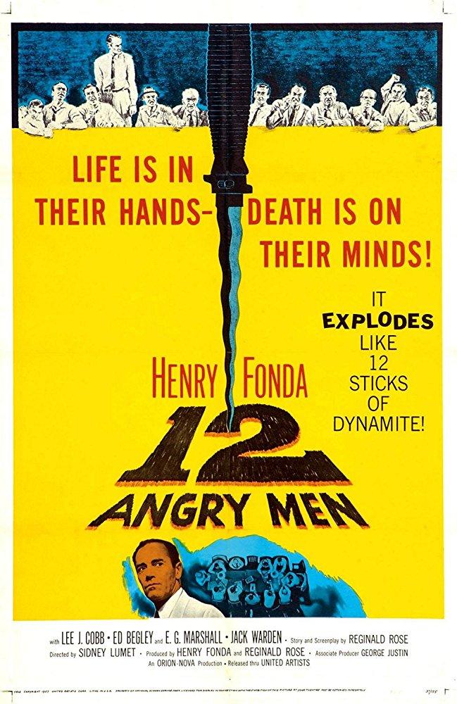 12 Homens e uma Sentença (1957)