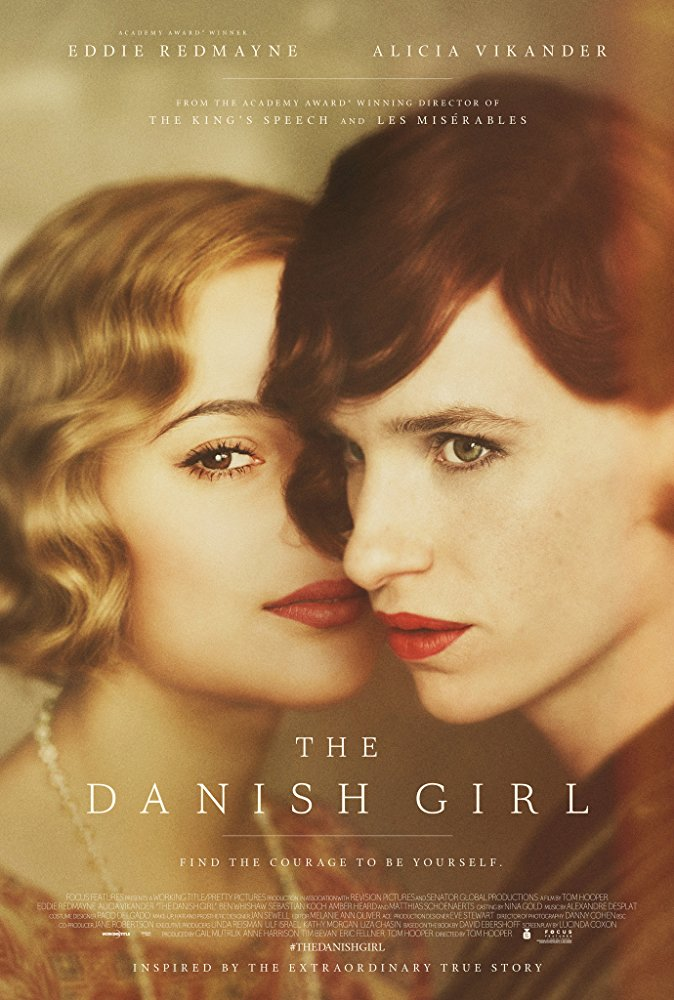 A Garota Dinamarquesa (2015)