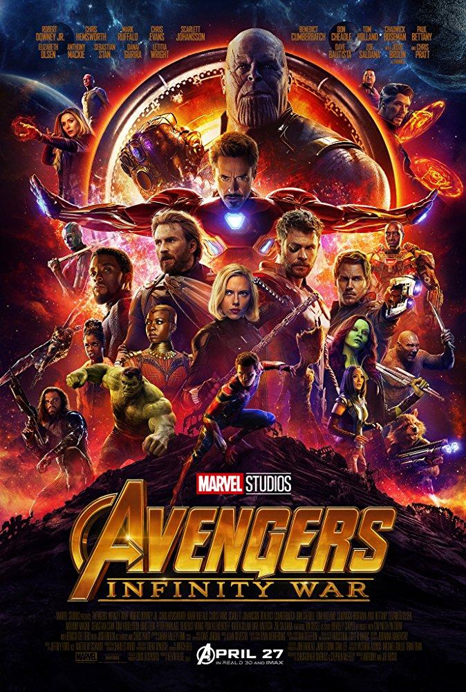 Vingadores: Guerra Infinita (2018)