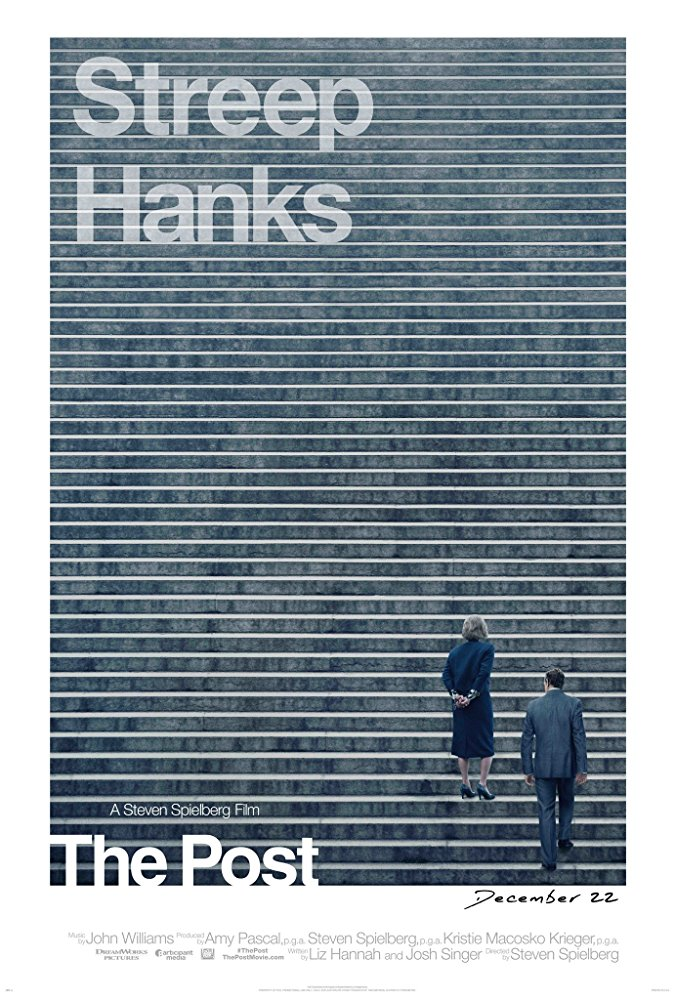 The Post: A Guerra Secreta (2017)