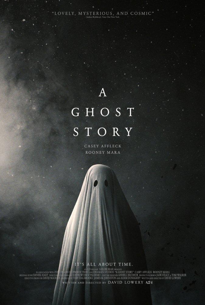 Uma história fantasma (2017)