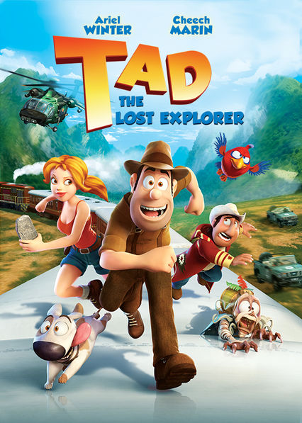 As Aventuras de Tadeo (2012)