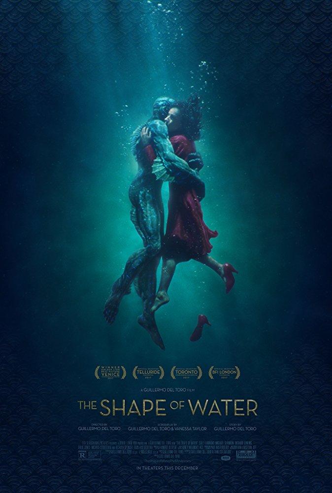 A Forma da Água (2017)
