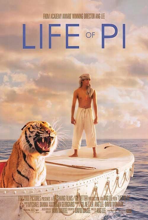 As Aventuras de Pi (2012)