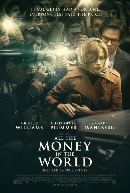 Todo o Dinheiro do Mundo (2017)