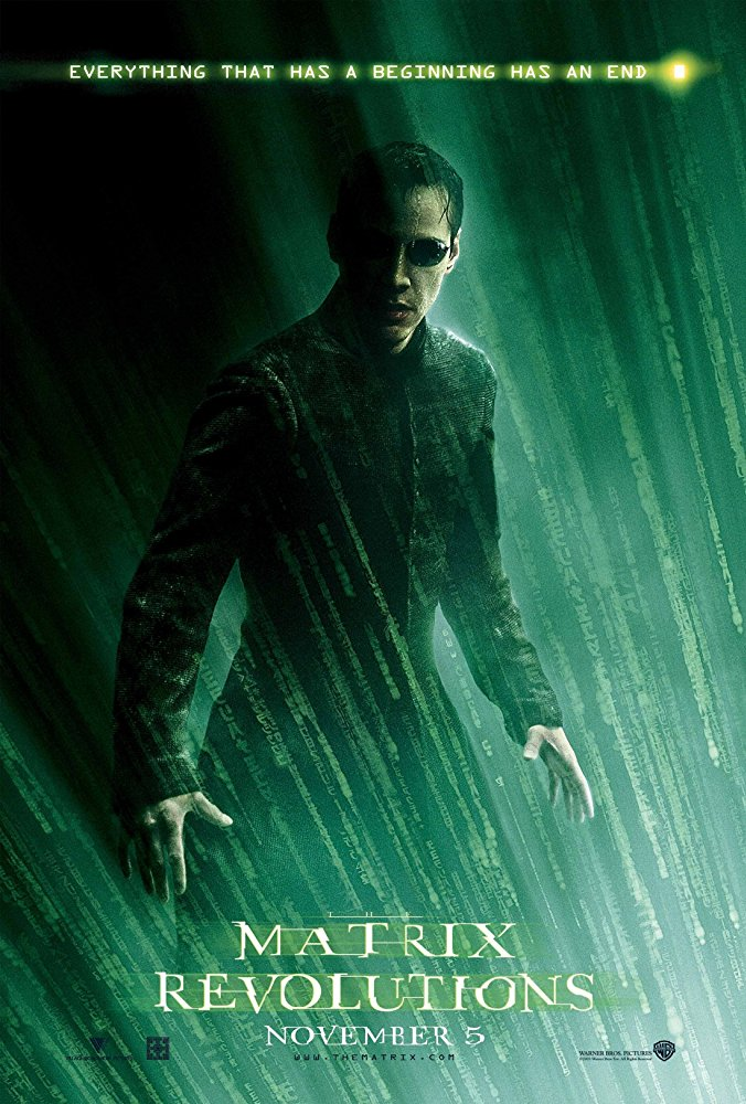 Matrix Revolutions (2003)