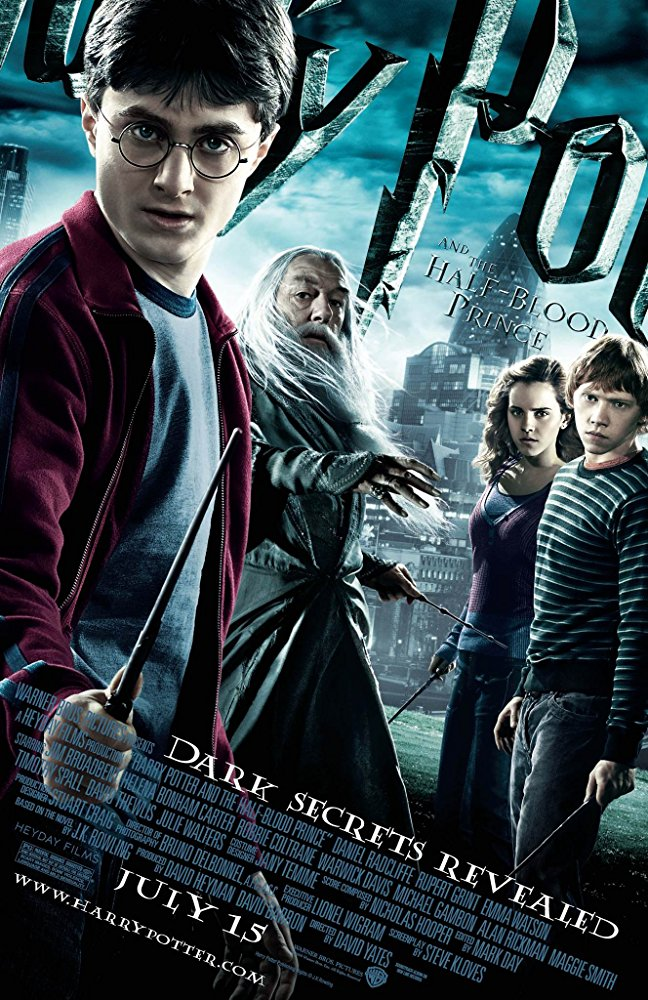 Harry Potter e o Enigma do Príncipe (2009)