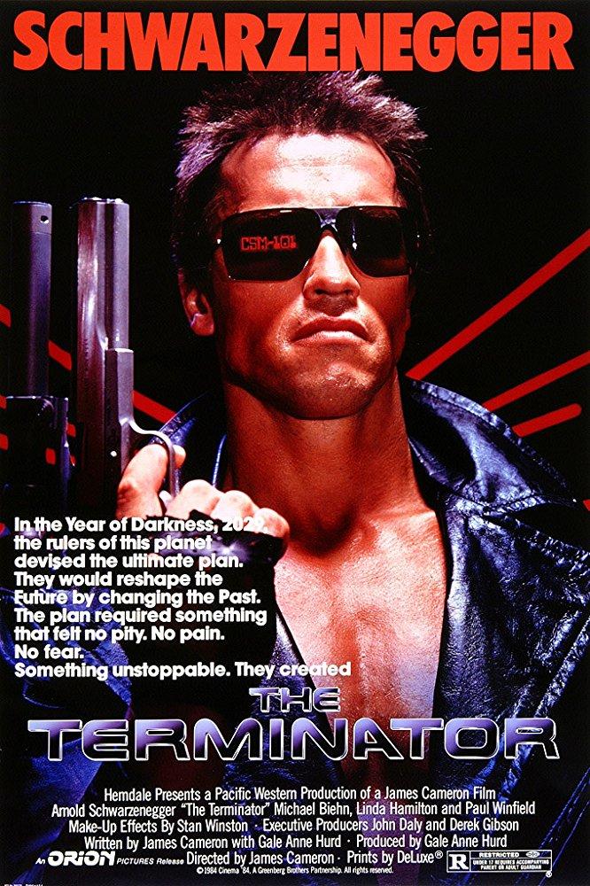 O Exterminador do Futuro (1984)